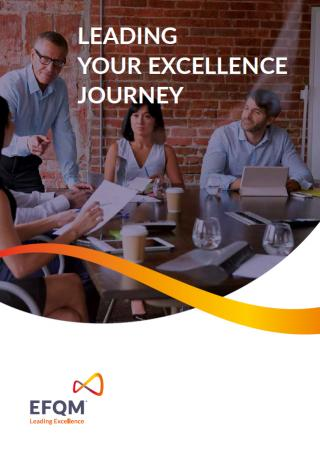 Leading your Excellence Journey Training