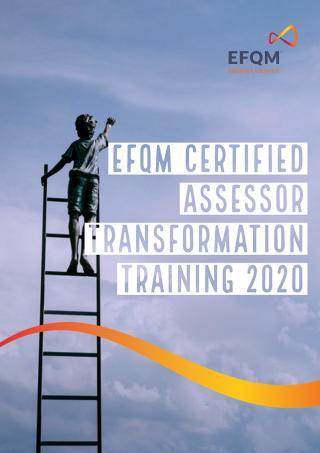 EFQM Certified Assessor Transformation Online Course