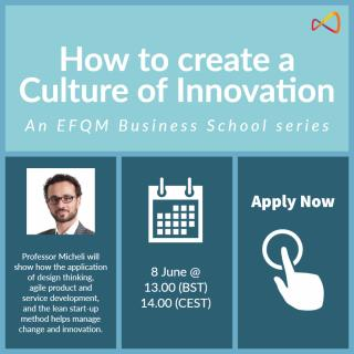 How to create a Culture of Innovation - Webinar