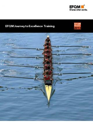 Journey to Excellence Training