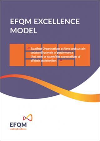 EFQM Excellence Model 2013 Dual Language