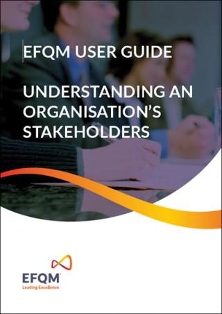 Understanding an Organisation's Stakeholders