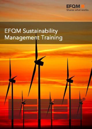 Sustainability Management Training